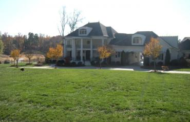 Golf Course Estate on Carmel Country Club in Charlotte, N.C.