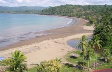 Beautiful Costa Rican Ocean Front / Mountain Property, Drake Bay, Costa Rica