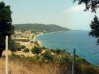 Waterfront Land for sale - Kanistro-Paliouri Beach