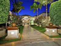 Sandy Beachfront Gated Mansion, La Jolla, California