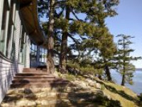 SOUTHERN GULF ISLANDS HILL TOP OCEAN VIEW HOME ON MAYNE ISLAND BRITISH COLUMBIA