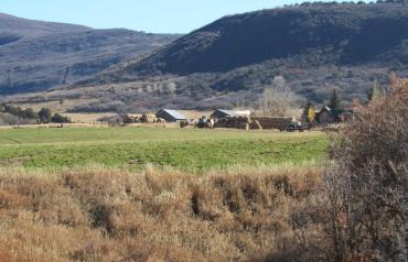 Colorado Cattle Ranch