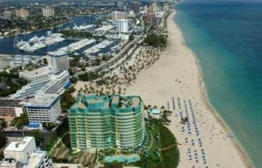 Finest Ocean Front Condo In Ft Lauderdale Fl