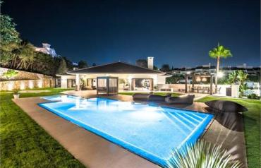 5 Bedroom Villa In Marbella, Spain (ref. 41609546)