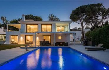 7 Bedroom Villa In Marbella, Spain (ref. 41593811)