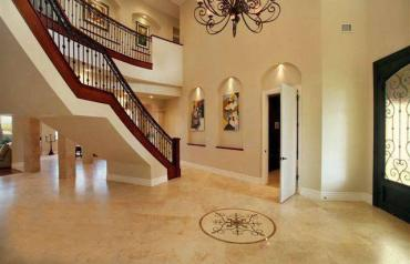 Custom Home in Gated Enclave