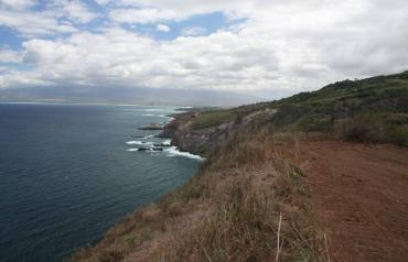 Stunning 100 ac Ocean-Front, Estate-side on Maui