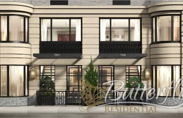 Townhouse In Manhattan, New York, United States (ref. 24422)