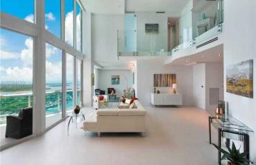 Luxury Penthouse Miami Beach with breathtaking views for sale