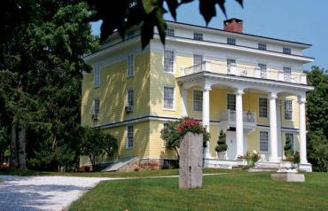 19th Century Historic Landmark Country Home