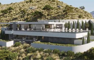 4 Bedroom Villa In Benahavis, Spain (ref. 41583409)
