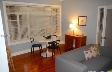 Miami Beach: 1/1 Beautiful apartment (Euclid Ave., 33139)