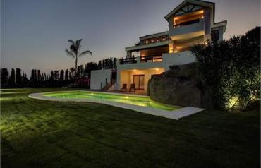 5 Bedroom Villa In Estepona, Spain (ref. 31550565)