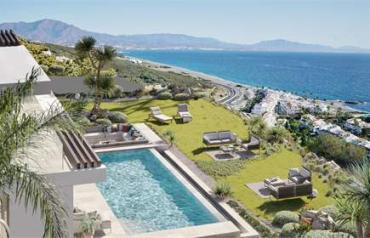 4 Bedroom Villa In Manilva, Spain (ref. 41600008)
