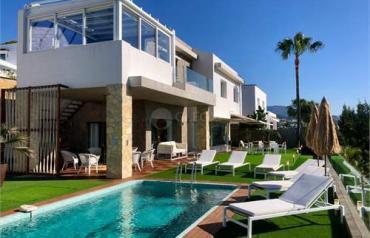 4 Bedroom Villa In Benahavis, Spain (ref. 41611145)