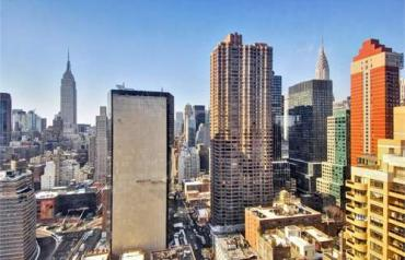 Rare 4 Bedroom/ 4 Bath With Open Views Near United Nations (ref. 16855733)