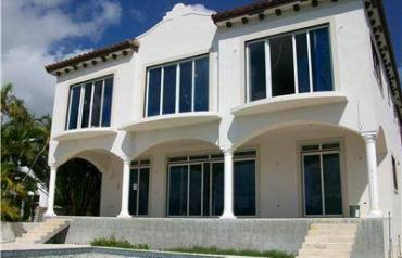 South Beach/ Miami Beach- Brand New Waterfront Mansion On Private Island