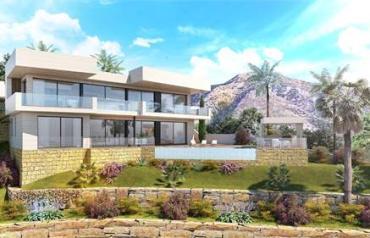 5 Bedroom Villa In Mijas, Spain (ref. 41604273)