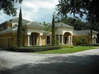 Luxurious Waterfront & Tropical Home on 1 acre near Disney