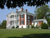 c.  1853 Virginia Plantation Home on 292 acres